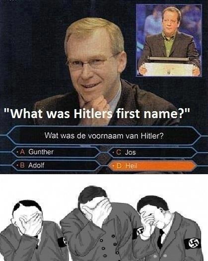 Hitlerovo křestní jméno