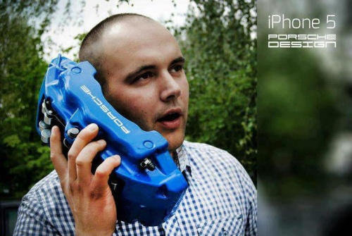Iphone 5 porsche design