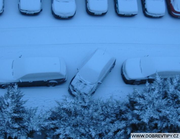 Jak dobře zaparkovat