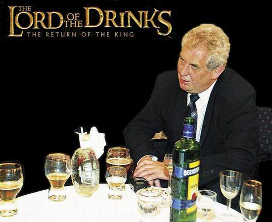 Lord of the drinks