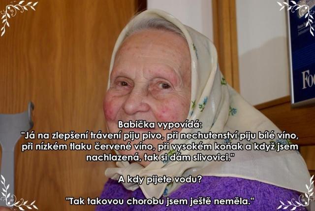 Chytrá babička