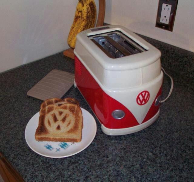 VW toustovač