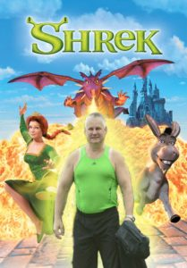 Shrek kajinek
